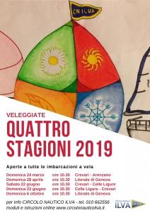 Locandina QUATTRO STAGIONI 2019