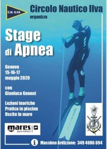 stage apnea
